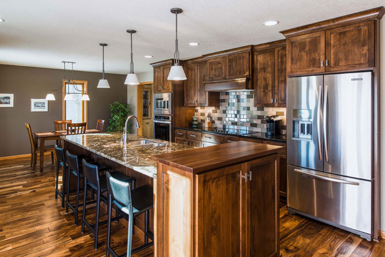 Alder-Kitchen-with-Murray-Feiss-Lights