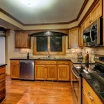 Kitchen-with-coffered-ceiling