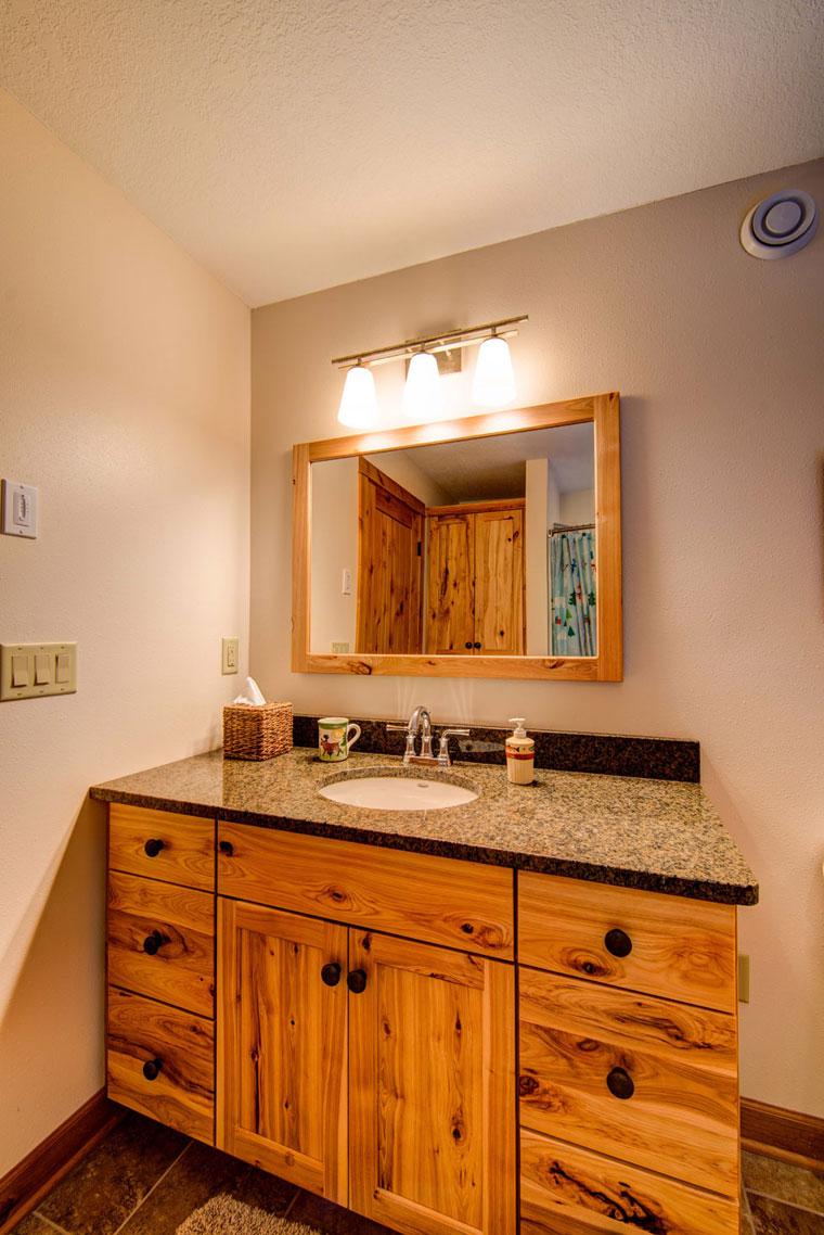 Rustic-Hickory-vanity-&-granite-top