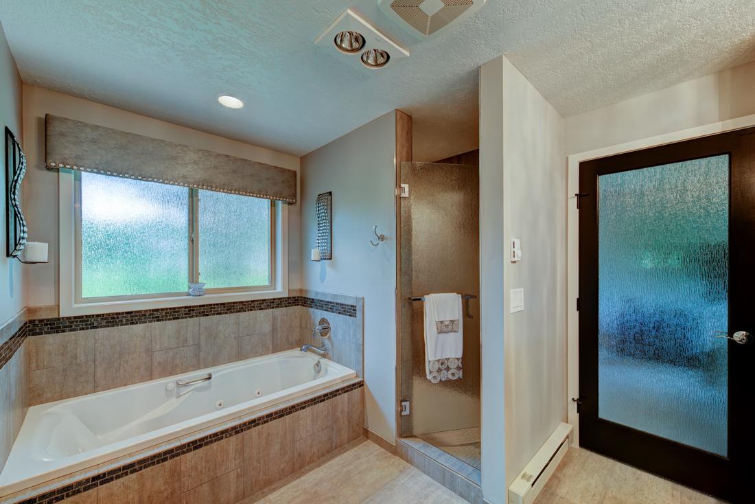 Spa Master Bath - Dovetail